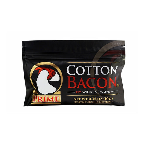 [US Warehouse] Cotton Bacon Prime (Cotton Wicking Material)