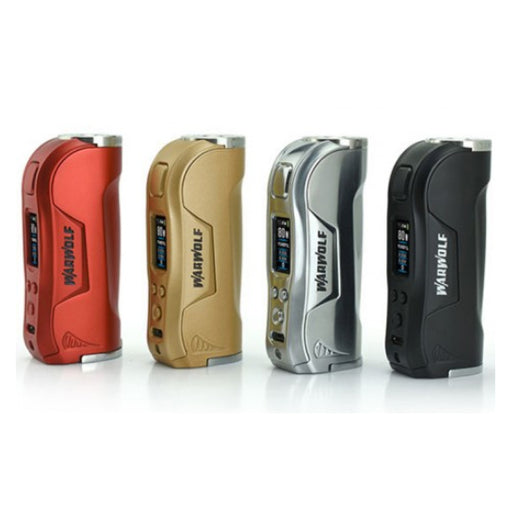 HCigar Warwolf 80W TC Temperature Control Box Mod