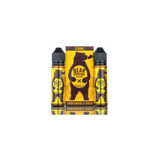 [US Warehouse] Bear Graham Eliquid Collection 120ml