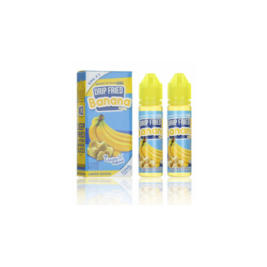 [US Warehouse] FRYD Collection 120ml Eliquid