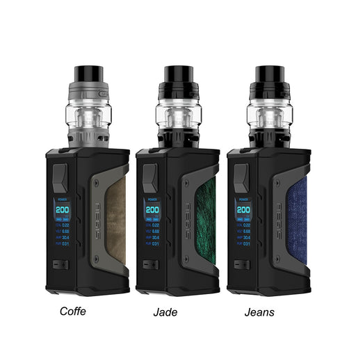 Geekvape Aegis Legend Kit with Alpha Tank 200W