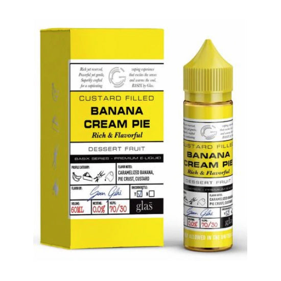 [US Warehouse] GLAS Basix E Liquid Collection 60ml