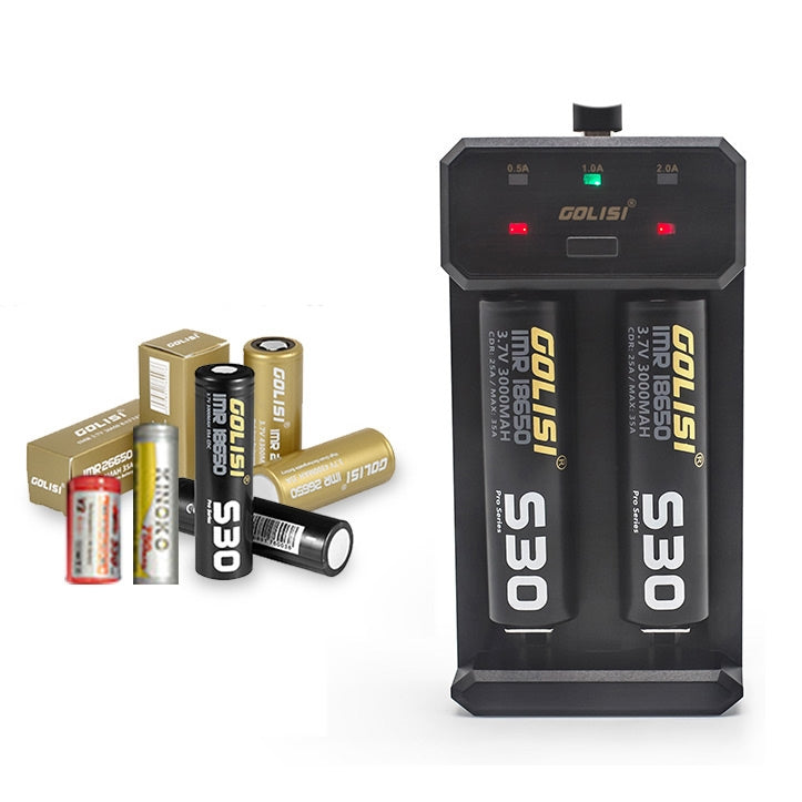 Golisi L2 Battery Charger USB
