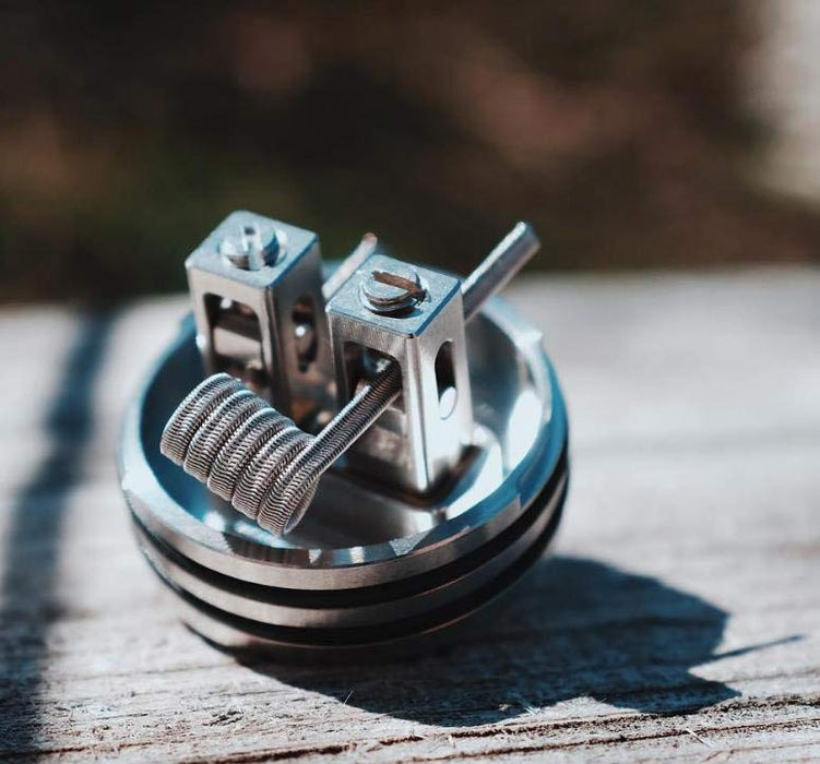 [US Warehouse] Hellvape X SMM Passage RDA 24mm