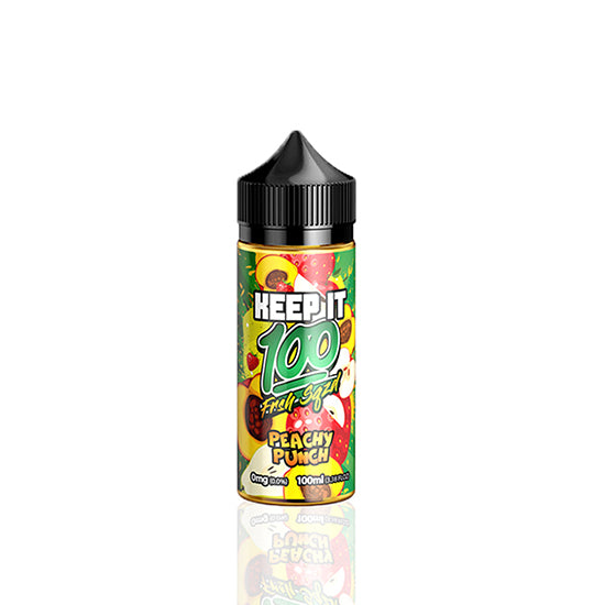 [US Warehouse] KEEP IT 100 Eliquid Collection 100ml