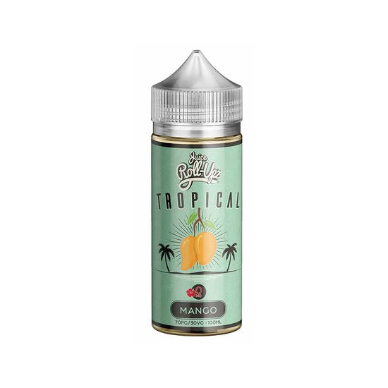 [US Warehouse] Juice Roll Upz Tropical Collection 100ml Eliquid