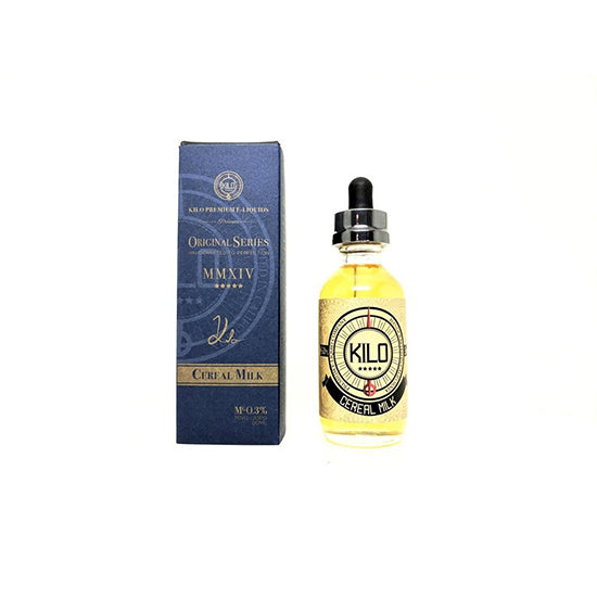 [US Warehouse]  Kilo Original Series E Liquid Collection 60ml