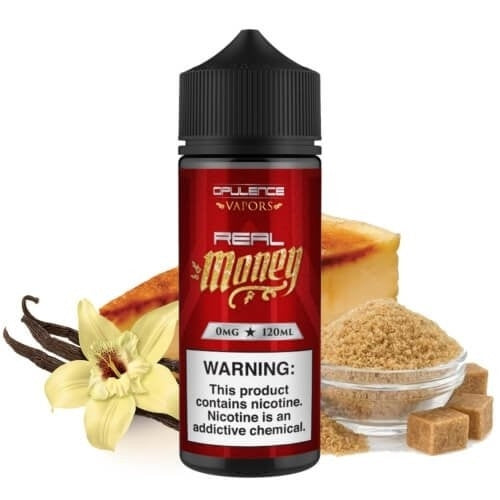 [US Warehouse] Opulence Vapors Collection 120ml Vape Juice