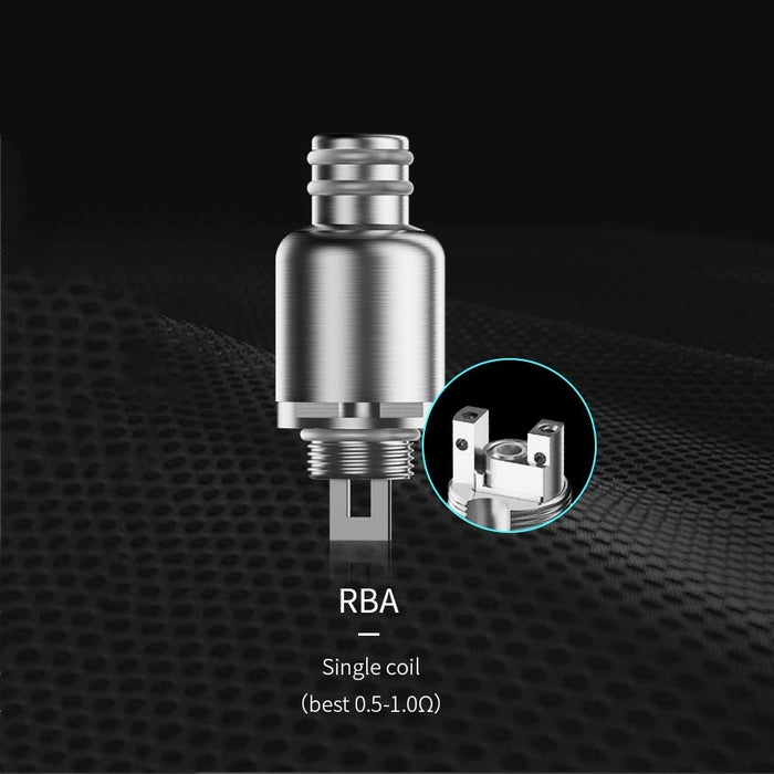 Smoant Pasito Replacement RBA single coil 1pcs/pack
