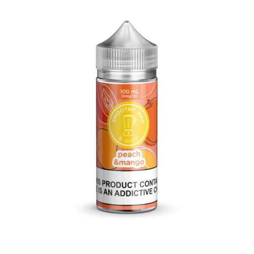 [US Warehouse] Smoothy Man Collection 100ml Vape Juice