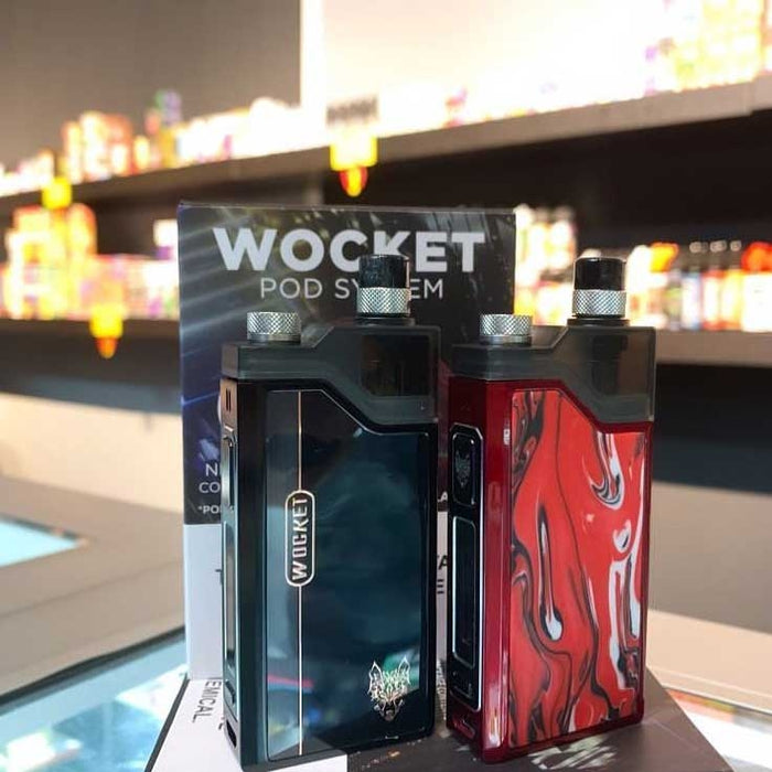 [US Warehouse] Snowwolf Wocket Pod Device Kit