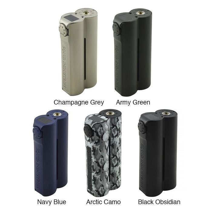 [US Warehouse] Squid Industries Double Barrel 3.0 150W Mod