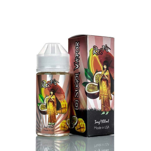 [US Warehouse] Sugoi Vapor Collection 100ml Vape Juice