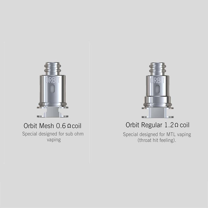 Think Vape Orbit Replacement Coils 5pcs/box