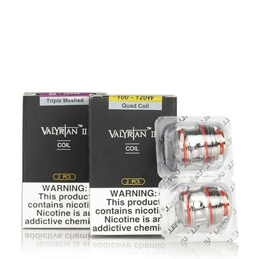 [US Warehouse] Uwell Valyrian 2 Replacement Coils (Pack of 2)