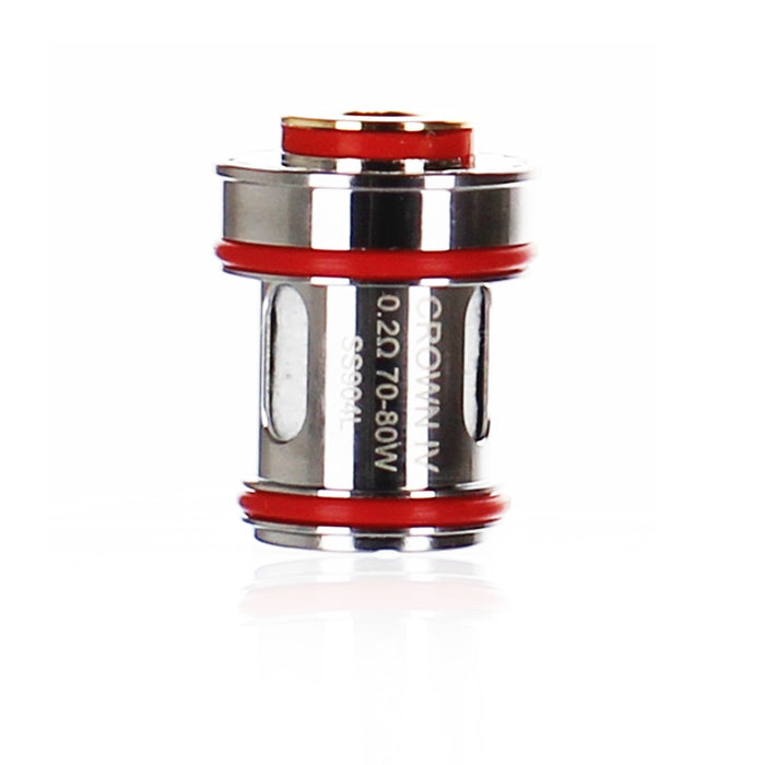 [US Warehouse] Uwell Crown 4 Replacement Coils (Pack of 4)