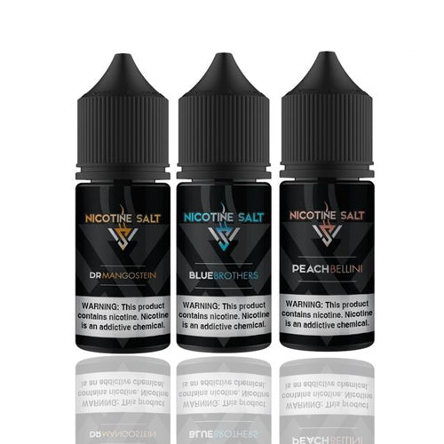 [US Warehouse] Vape Savvy Nicotine Salts Collection 30ml Nic Salt Vape Juice