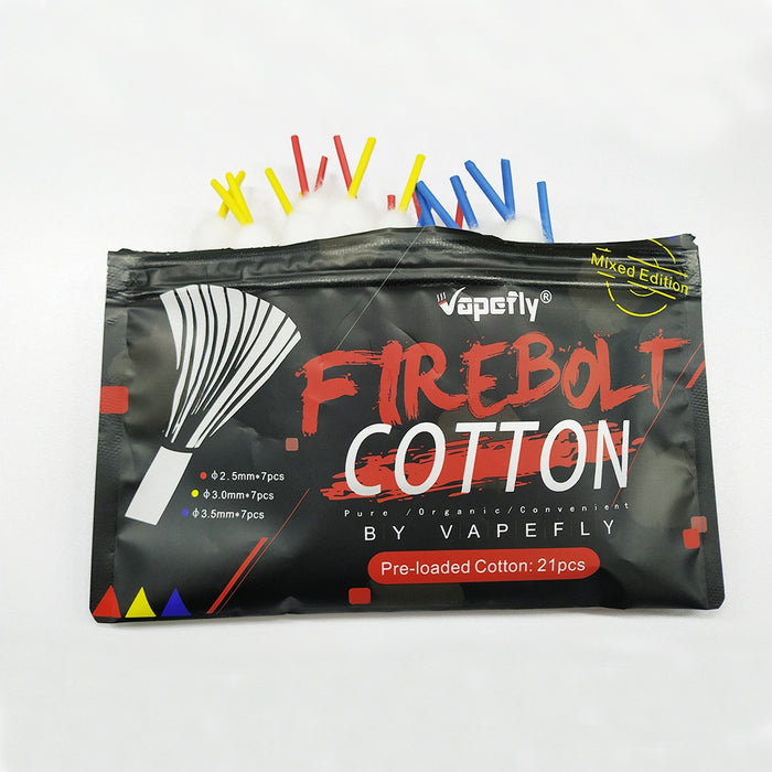 Vapefly Firebolt Cotton Mixed Edition 21 pcs/box
