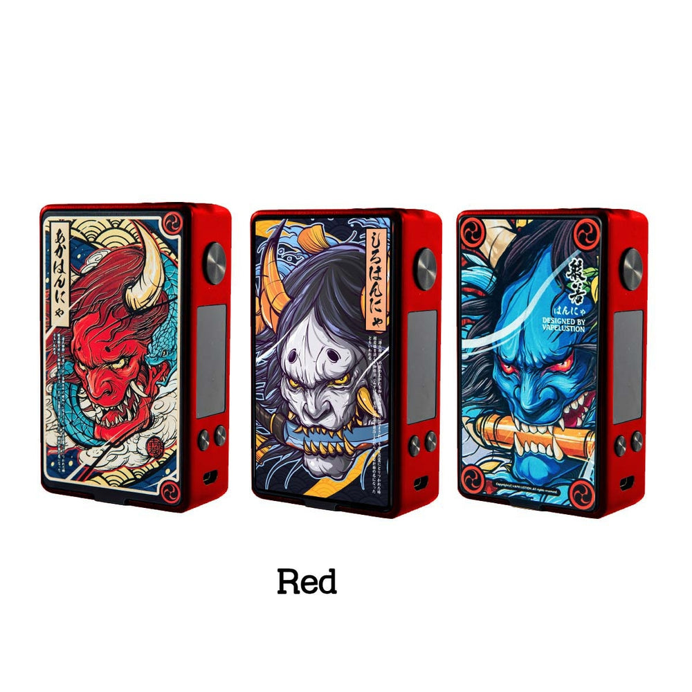 Vapelustion HANNYA Box Mod 230W