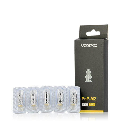 VOOPOO PnP Coil for Drag Baby Trio 5pcs/pack