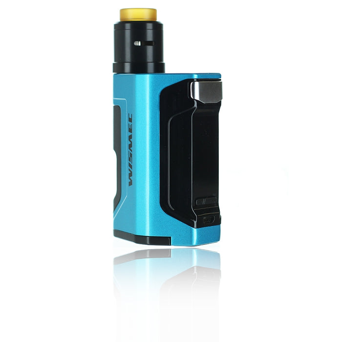 [US Warehouse] Wismec LUXOTIC DF Kit with Guillotine V2 RDA