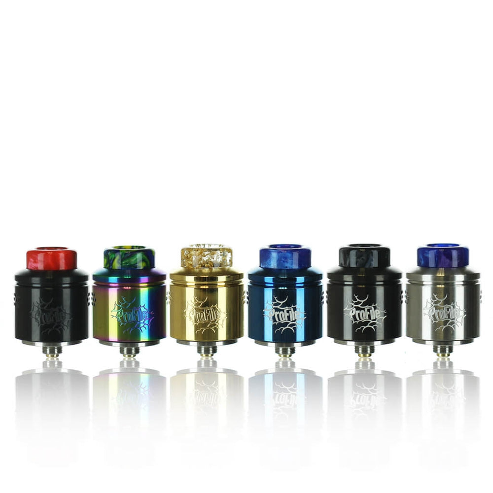 [US Warehouse] Wotofo Profile 24mm Mesh RDA
