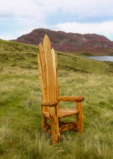 Idris' Story Telling Chair