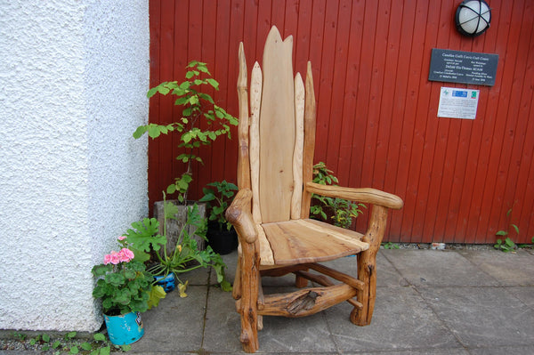 King Arthur's Story Telling Chair