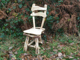 Fencepost Dining Chair
