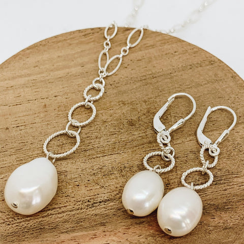 Freshwater Pearl Jewelry from Babes & Hussies