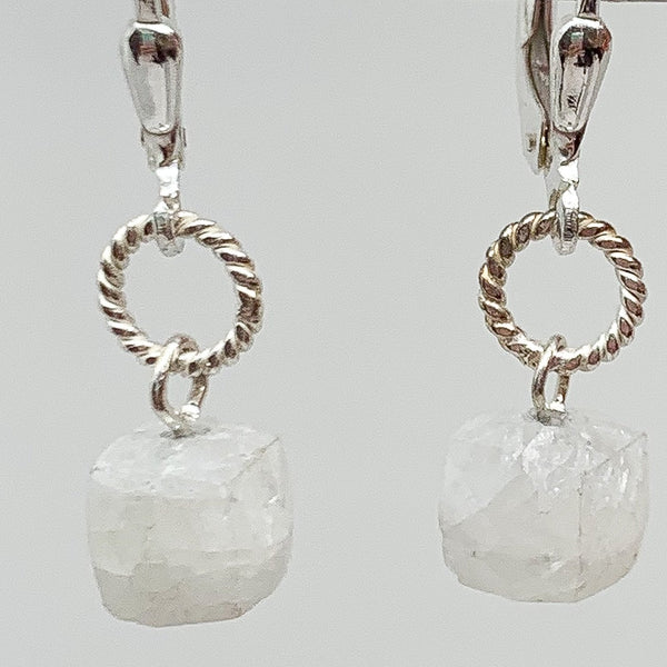 Moonstone & Sterling Silver Jewelry