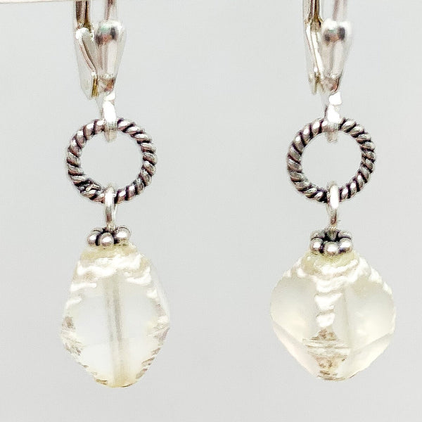 Czech Glass & Moonstone Jewelry