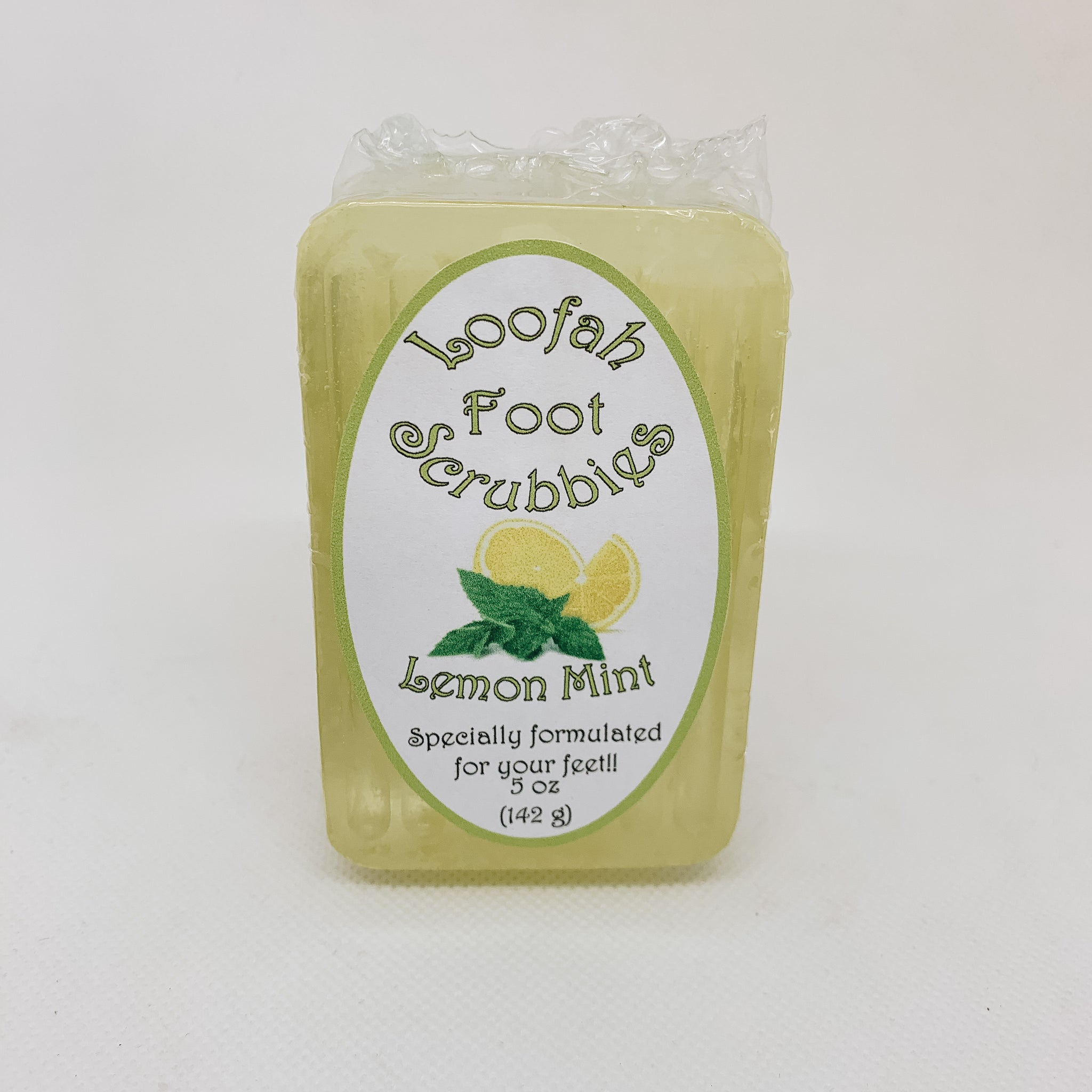 Loofah Foot Scrubbies