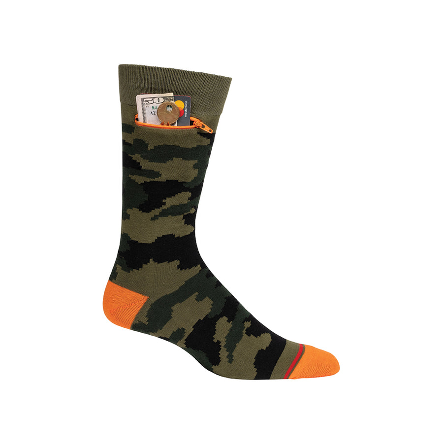 Hunter + Grand Cargo Pocket Socks Gift Set