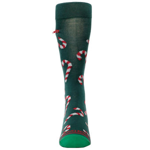 Candy Cane Lane - Limited Edition Pocket Socks