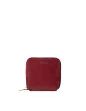 Afbeelding in Gallery-weergave laden, Sonny square wallet ruby classic - square