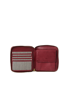 Sonny square wallet ruby classic - square