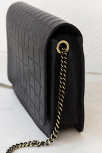 Afbeelding in Gallery-weergave laden, The audrey mini black/croco- classic - Black / Croco