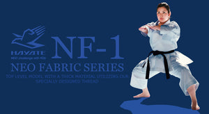 NF-1 Heavyweight Kata Set - 330.4 g/m²