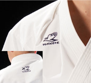HAYATE Custom-order Karate Gi Set