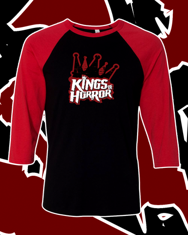 Kings Crown - Unisex Raglan