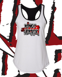 Slash King - Racerback Tank