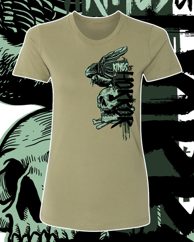 Crow Curse - Women's T-Shirt