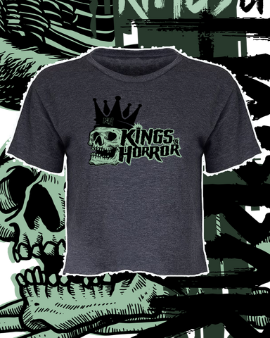 King Skully - Crop Top