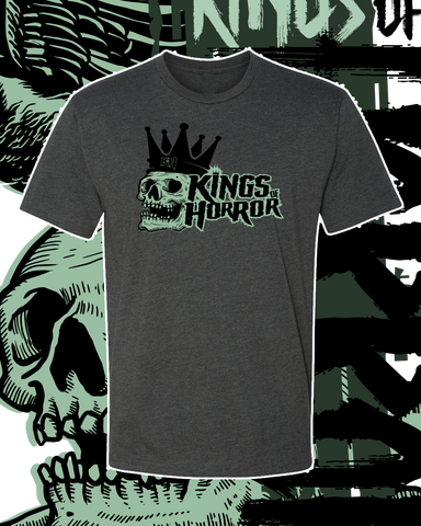 King Skully - Men's T-Shirt
