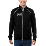 KOH Piped Fleece Jacket