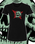 Swamp Skull - Women's T-Shirt