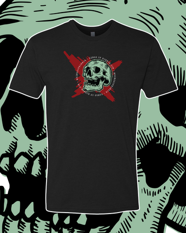 Swamp Skull - Men's T-Shirt