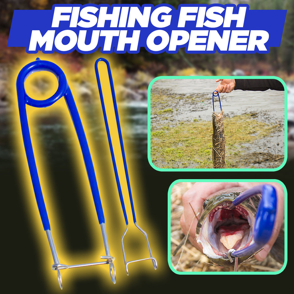 Fish Mouth Opener and Hook Remover Set