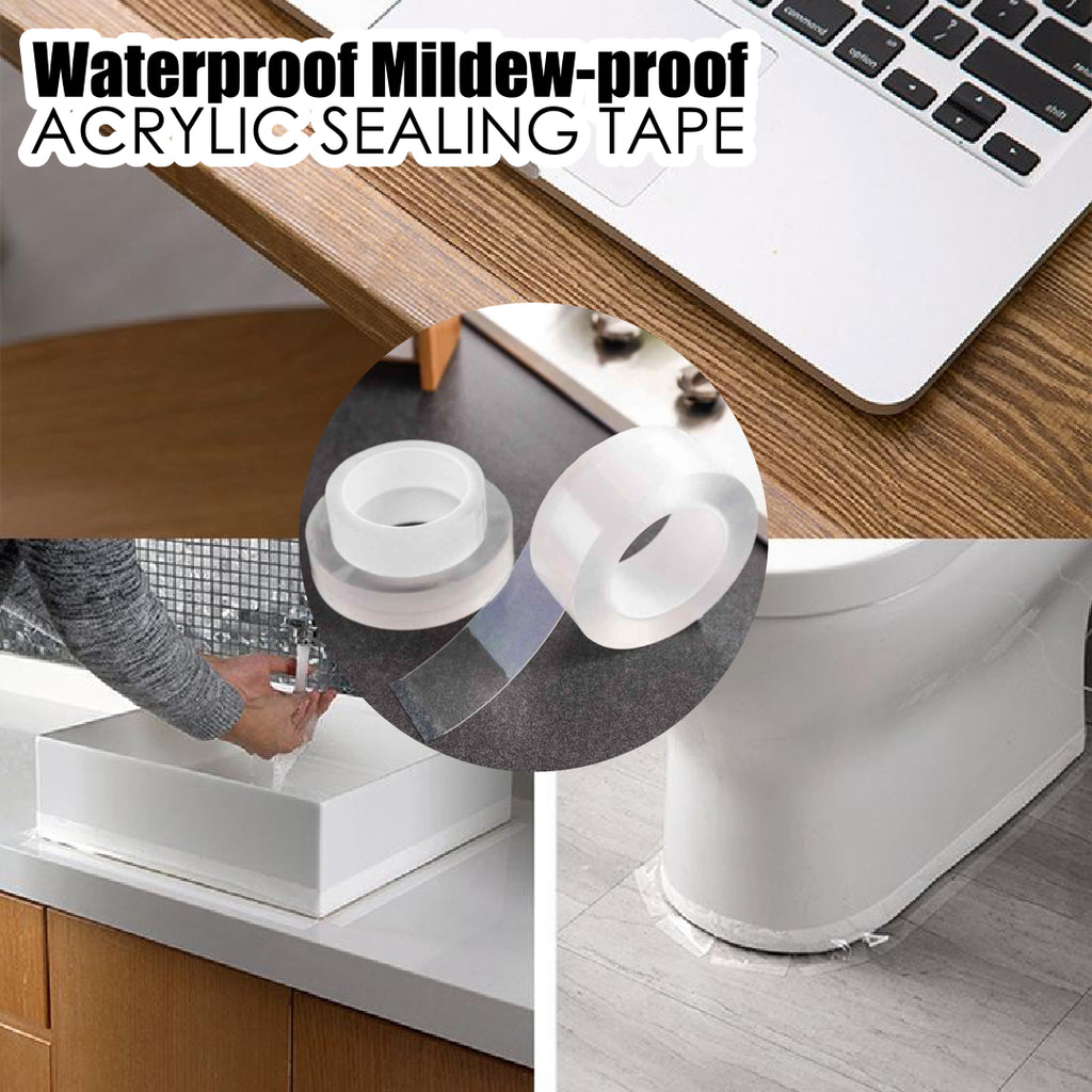 Waterproof Mildew-proof Acrylic Sealing Tape